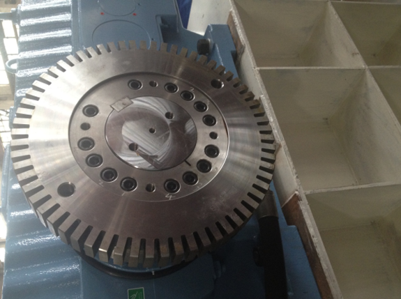 DYT1190T11 Serpentine Coupling for Permanent Magnet Motor in a Coal Mine