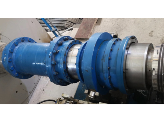 A multinational chemical enterprise uses our DYT gear coupling 120G20-1800